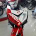 Mẫu Sơn tem đấu Exciter 150 Ducati màu trắng đỏ đen