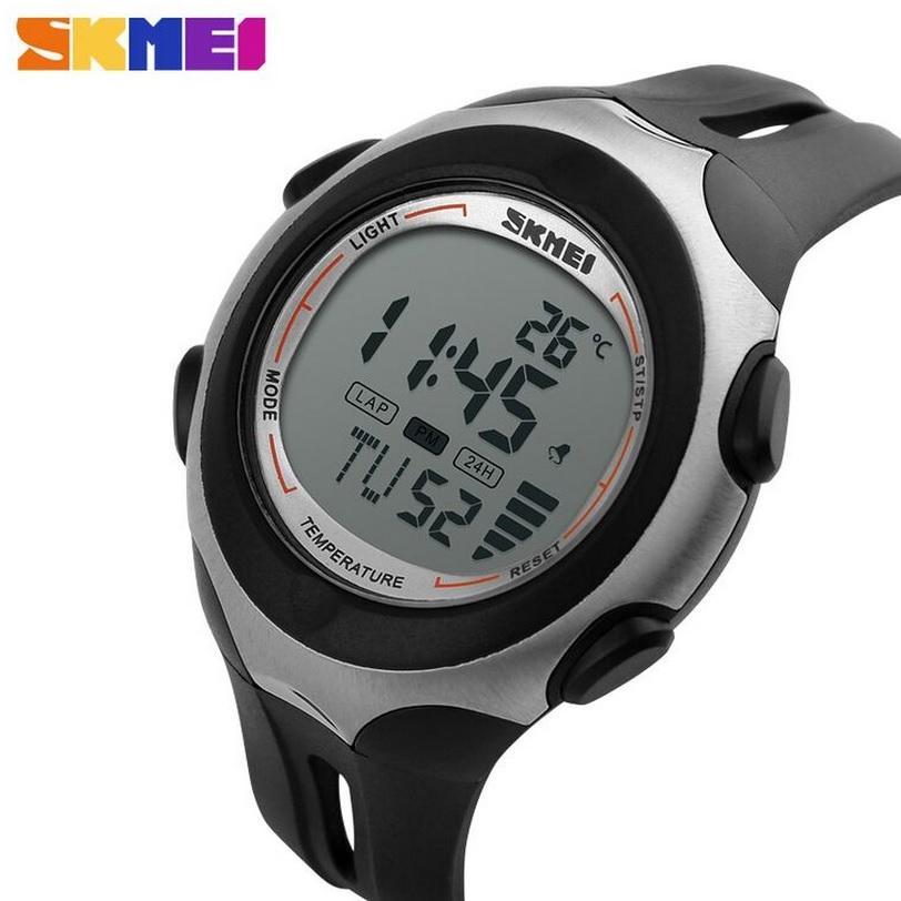 JAM TANGAN ORIGINAL SKMEI Pioneer outdoor Sport Watch Water Resistant 50m 93928e54d9