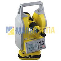Theodolite Digital HI TARGET DT-02 Laser