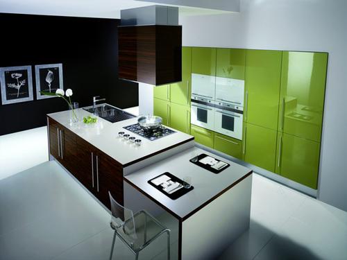Cat Semburan Atau Spray Paint Adalah Pilihan Terkini Untuk Kemasan Pintu Kabinet Dapur Ramai Yang Memilih Kerana