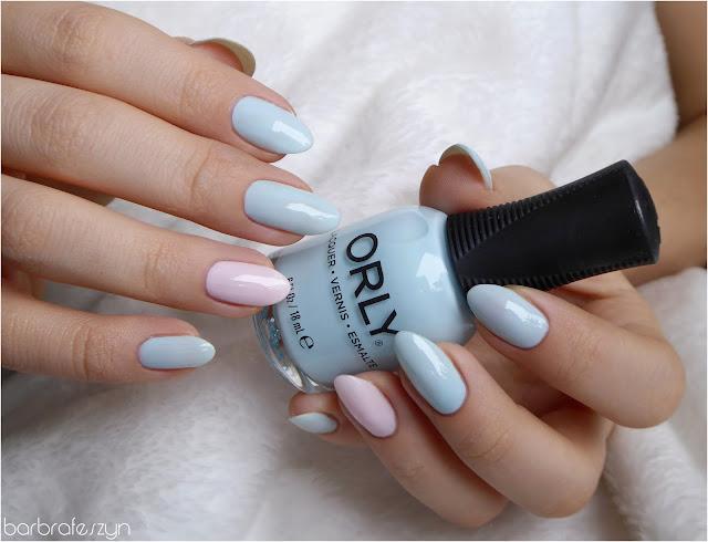 Pastelowe lakiery Orly