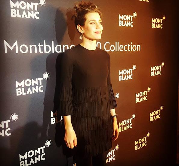 Charlotte Casiraghi Was In Genève, Switzerland