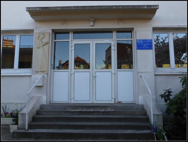 Ecole de Montreuil à Versailles