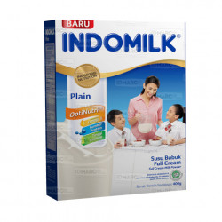 susu bubuk indomilk anak tinggi tangguh dan tanggap