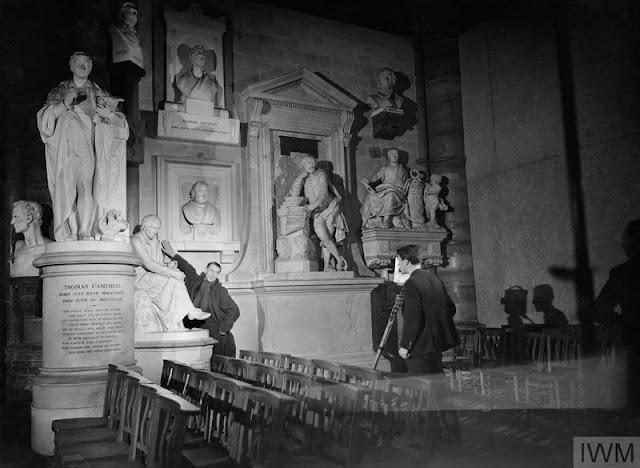 15 January 1941 worldwartwo.filminspector.com Westminster Abbey