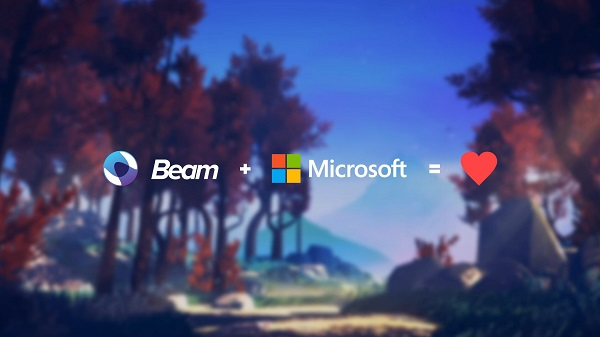 Microsoft acquires 'Beam' interactive livestreaming service