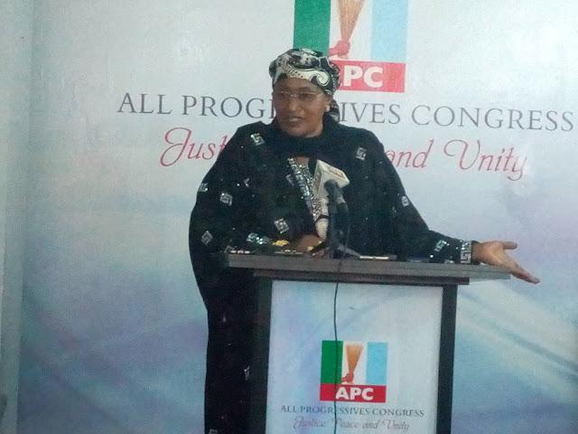 APC will rule Nigeria forever — 'Mama Taraba'
