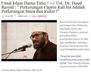 http://duniamuallaf.blogspot.co.id/2014/06/umat-islam-harus-tahu-ust-dr-daud.html