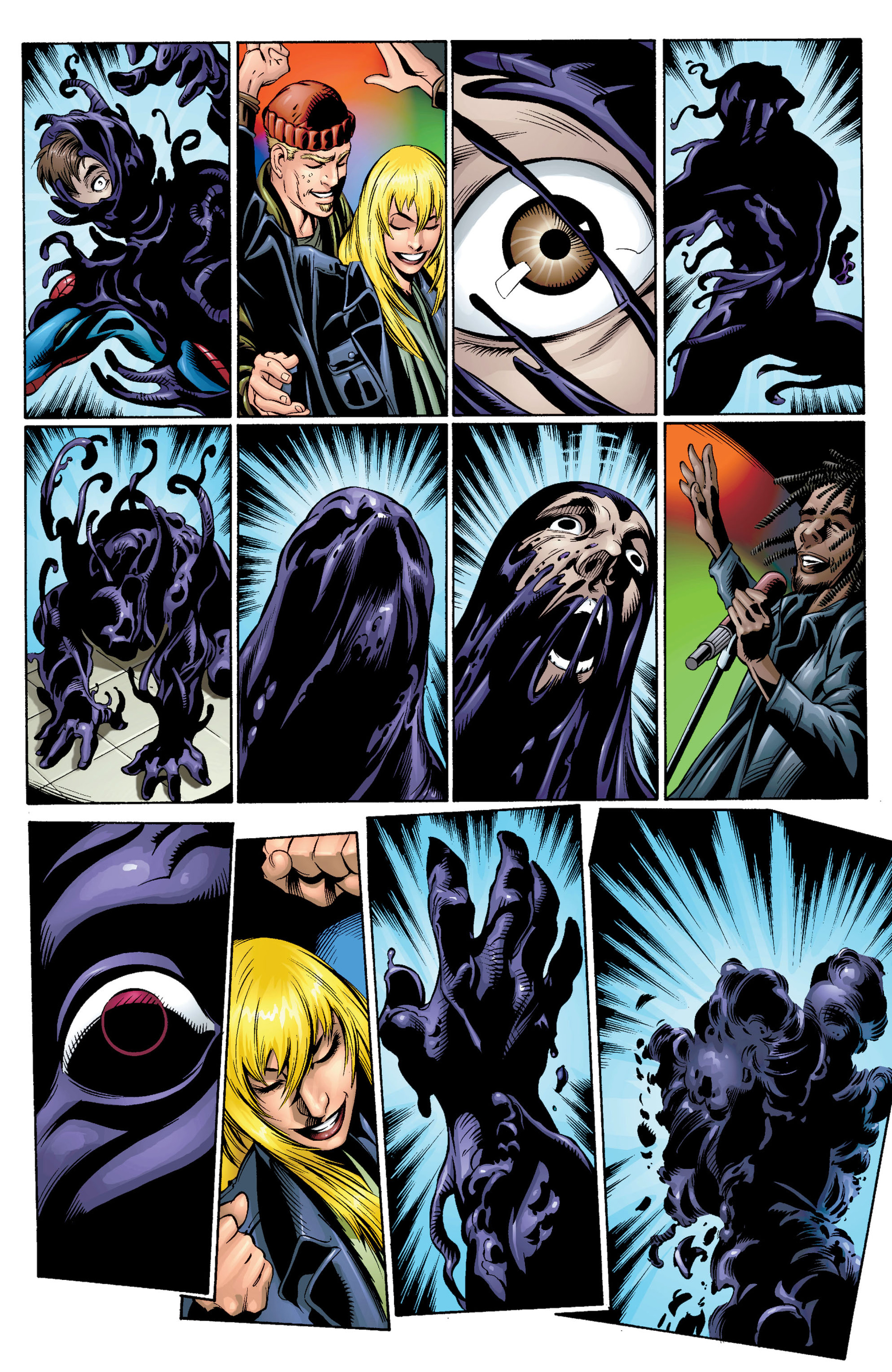 Read online Ultimate Spider-Man (2000) comic -  Issue #34 - 21