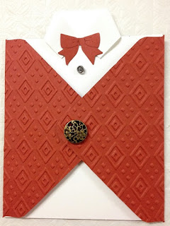 Envelope Punch board shirt and vest