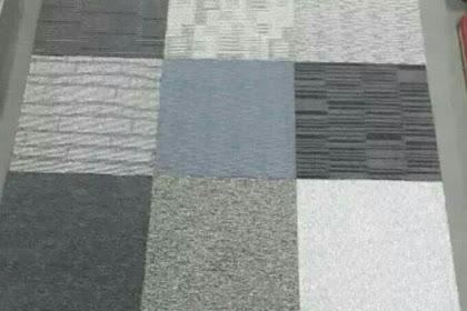 Kelebihan Menggunakan Karpet Tile atau karpet Kotak Sebagai Alas