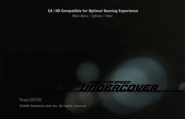 Need for Speed Undercover Free Download Games