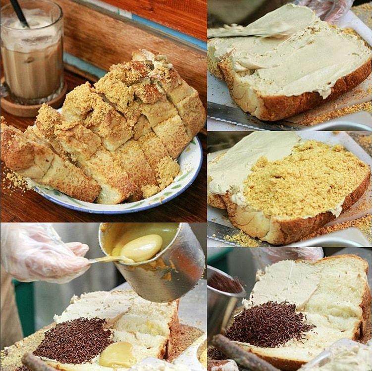 Cara Membuat Roti Nogat Kekinian