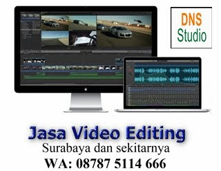 JASA EDITING VIDEO di SURABAYA