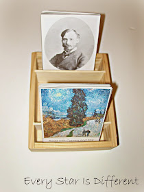 European Art and Artist Match Up (Free Printable)