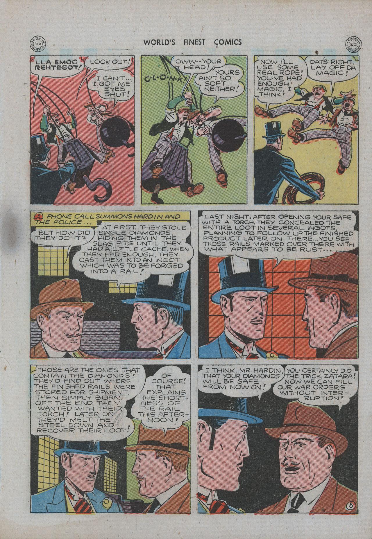 Read online World's Finest Comics comic -  Issue #15 - 34