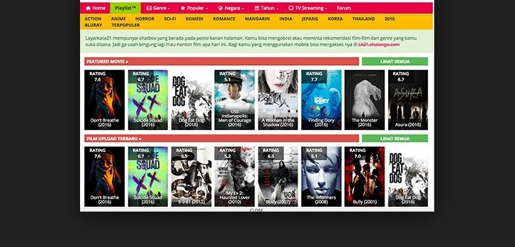 Nonton Film Online Layar Kaca 21 Tv Com: Nonton Movie ...