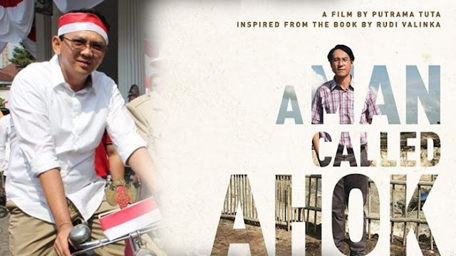 Masuk Angka Top Trending Film A Man Called Ahok