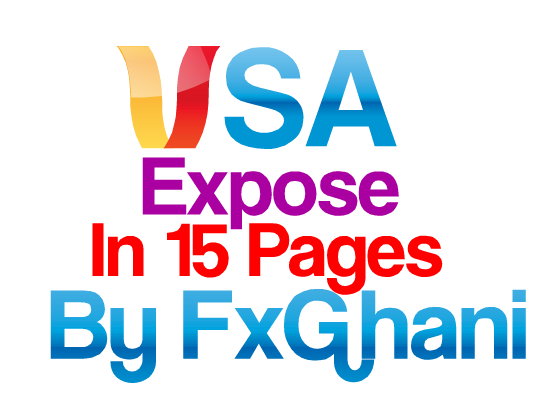 FxGhani VSA Expose in 15 Pages.