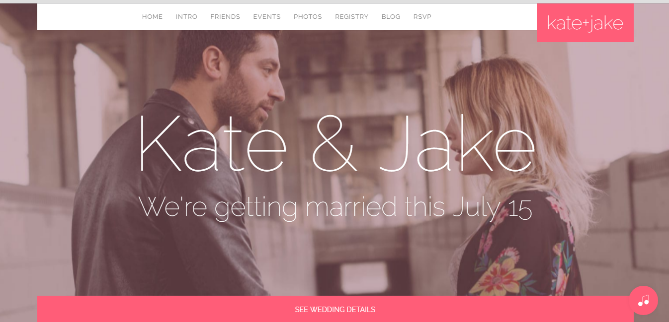 Themes Wedding Untuk WordPress