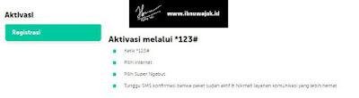 PAKET INTERNET XL HARIAN SUPER NGEBUT