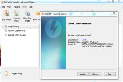 daemon tools lite pro serial number