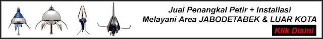 Toko Penangkal Petir BLUECurn 120 Bekasi ~ Supplier Alat Grounding Area Sukatani