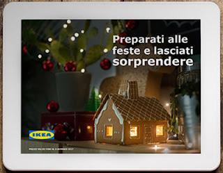 IKEA, BROCHURE, NATALE