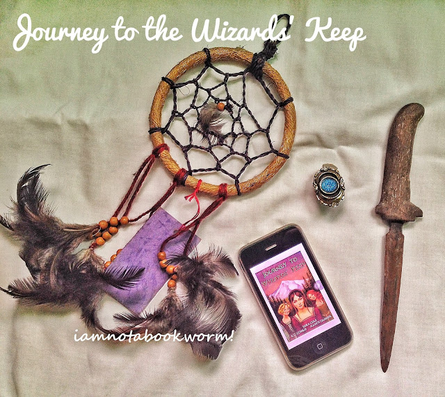 Journey to the Wizards' Keep by K. C. Cowan, et. al Book Review