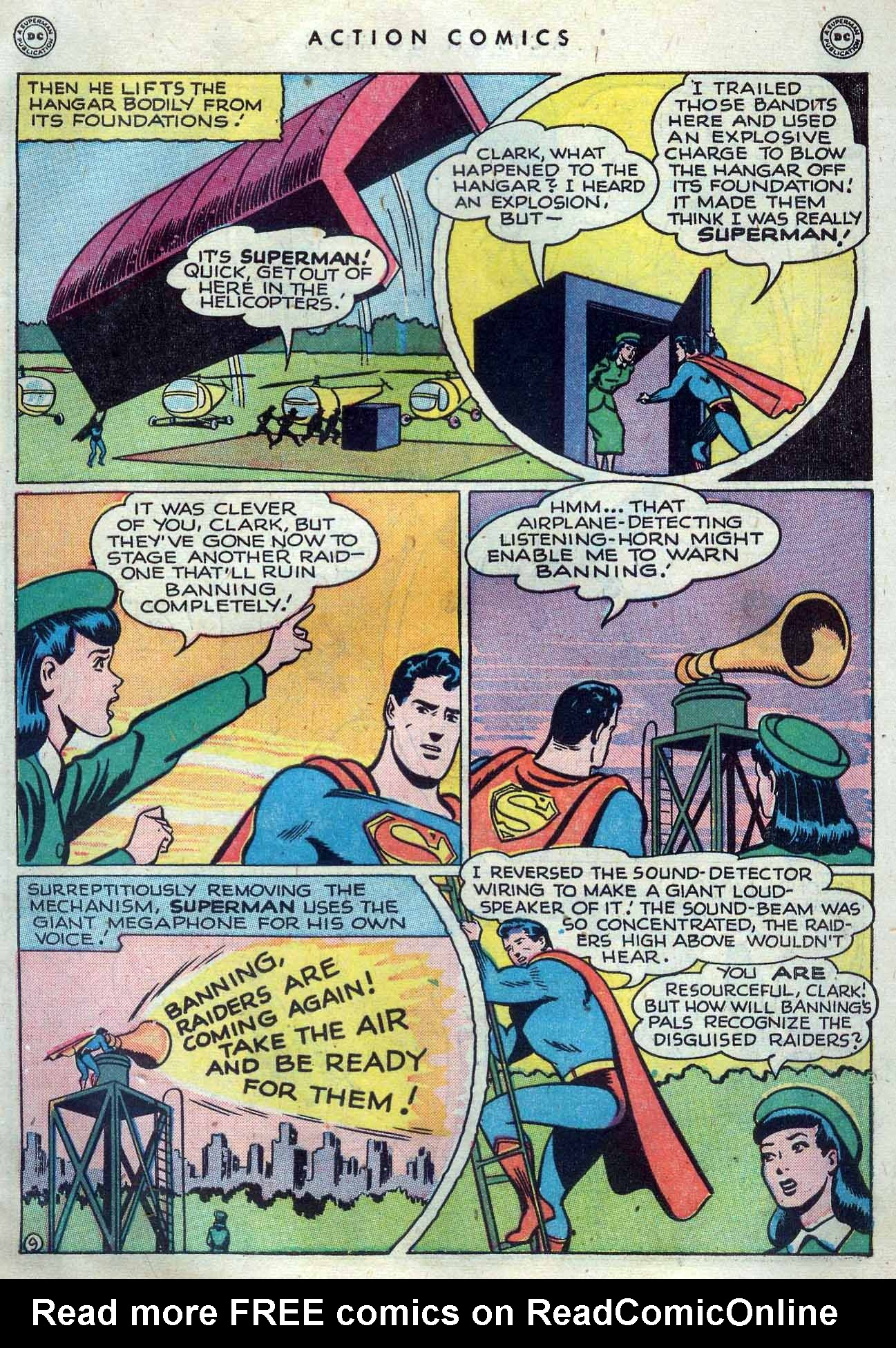 Read online Action Comics (1938) comic -  Issue #119 - 11