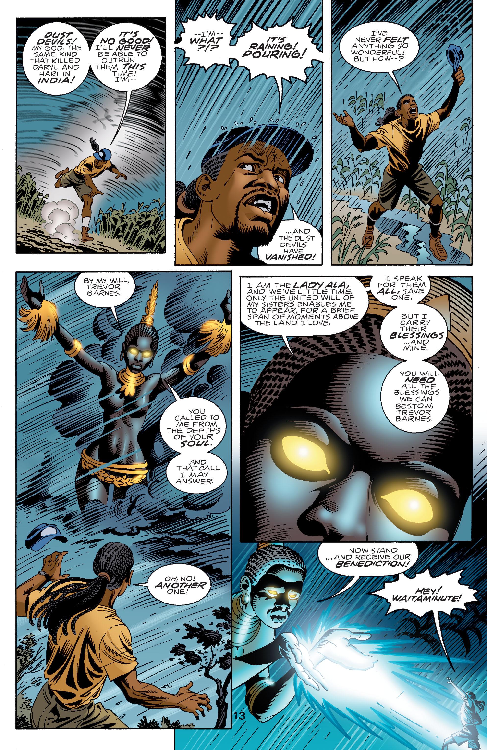 Read online Wonder Woman (1987) comic -  Issue #191 - 13