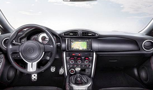 2015 Toyota GT 86 Primo