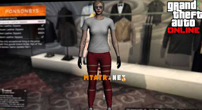 GTA V Skin Female