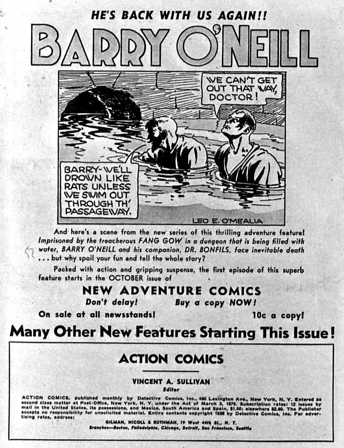 Read online Action Comics (1938) comic -  Issue #5 - 2