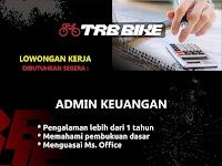 lowongan Kerja ADMIN KEUANGAN TRB BIKE Bandung