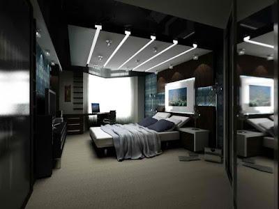 Desain Terbaik Kamar Tidur Utama
