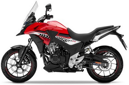 Fitur Honda CB500X