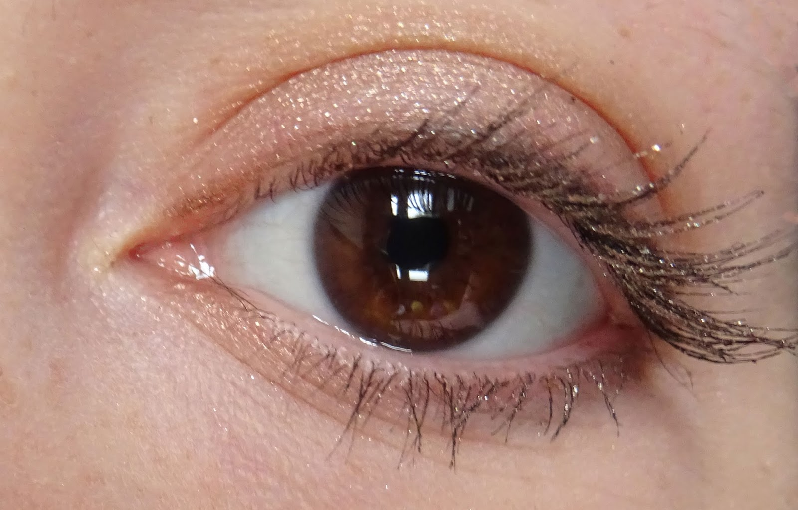 "Tuto : Maquillage ""Gold Glitters"" (Monday Shadow Challenge)"