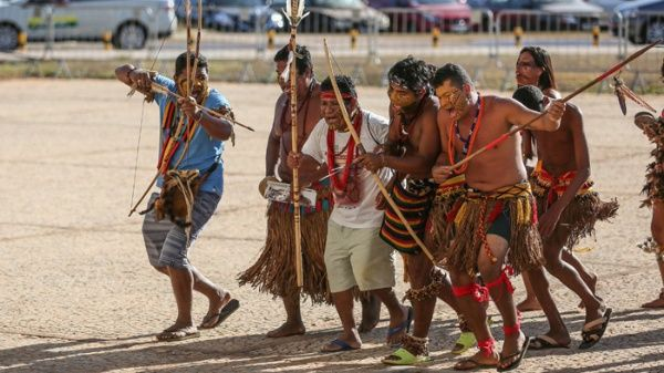 Indígenas en Brasil temen que aumenten amenazas a sus derechos