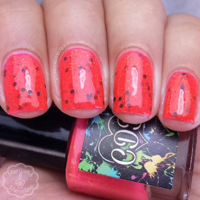 CDB Lacquer - Fresh Watermelon