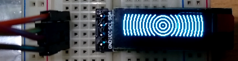 OLED I2C Display Using Microchip PIC Microcontroller - Embedded