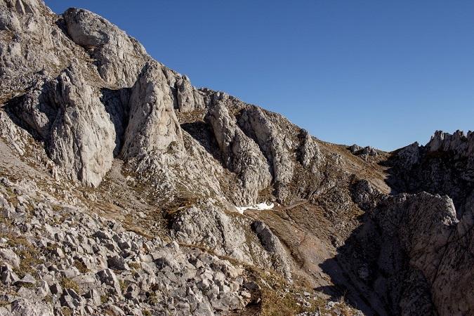 Wandern Hochsteiermark | Von der Laufstraße am Präbichl zum Gipfel des Hochturm | Fels