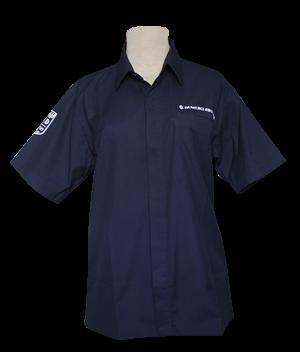 baju seragam kerja wanita kantor