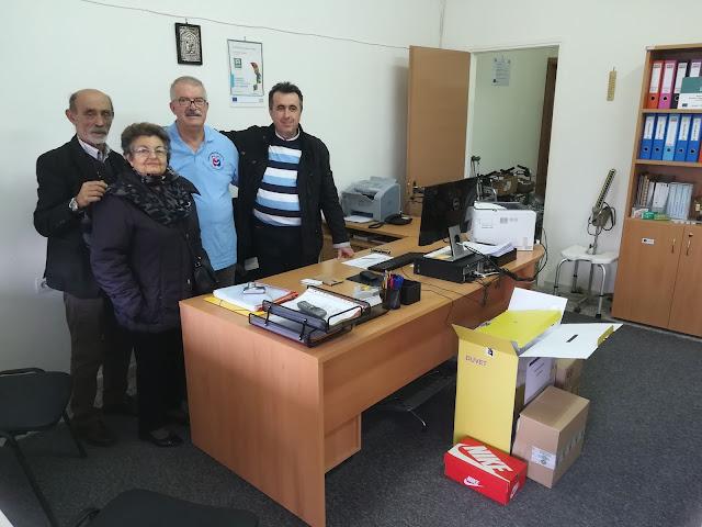 Ελβετική βοήθεια στο Κοινωνικό Φαρμακείο του Δήμου Ηγουμενίτσας