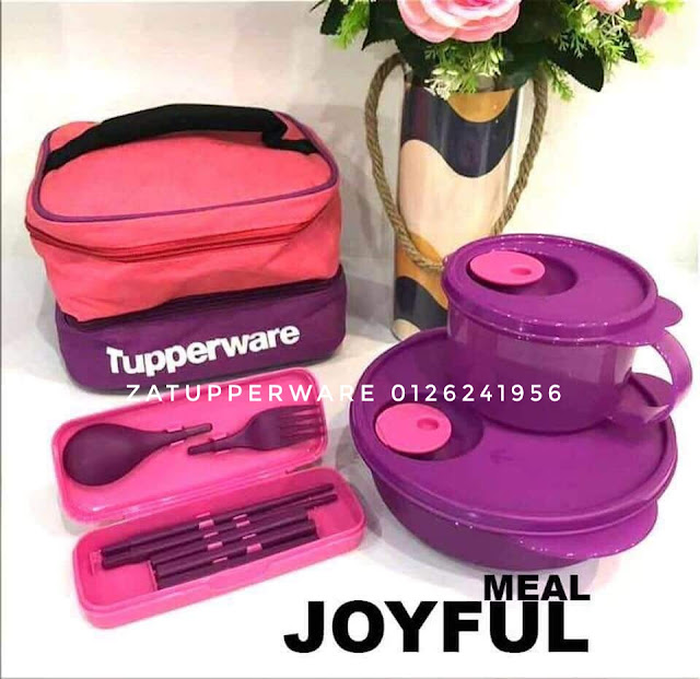 Tupperware Joyful Meals Set
