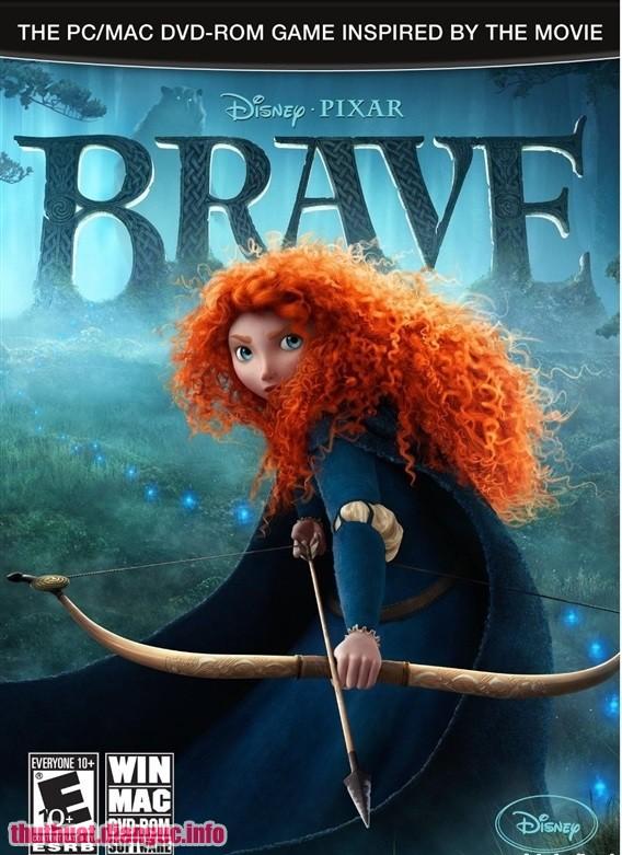 Download Game Brave Công chúa tóc xù RELOADED Fshare