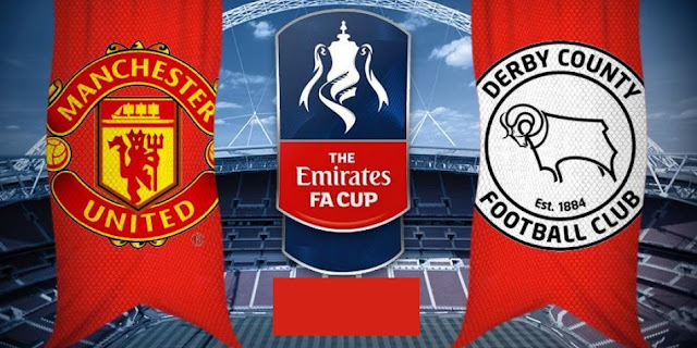 Manchester United vs Derby Full Match & Highlights 05 January 2018