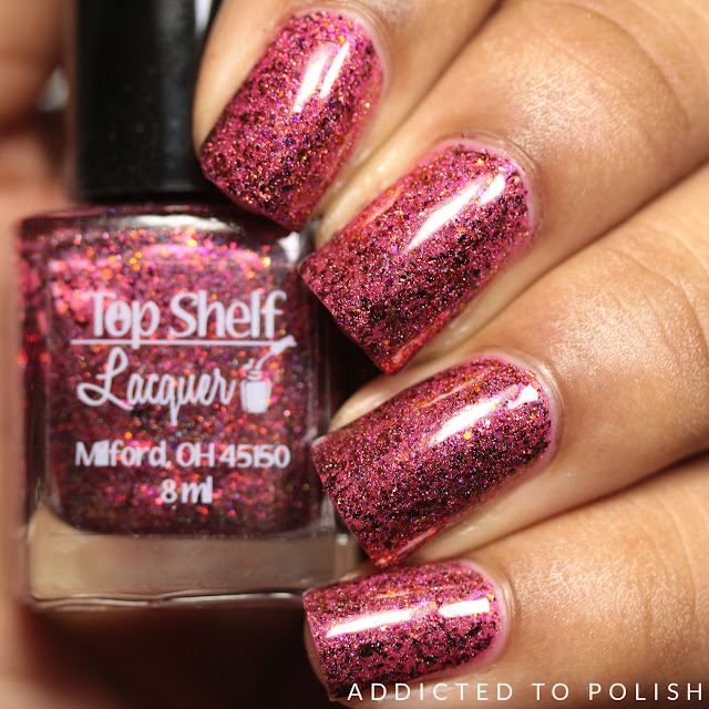 Top Shelf Lacquer Santa-tini