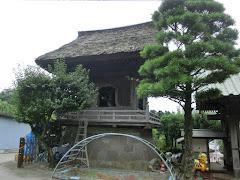真鶴・瀧門寺鐘楼