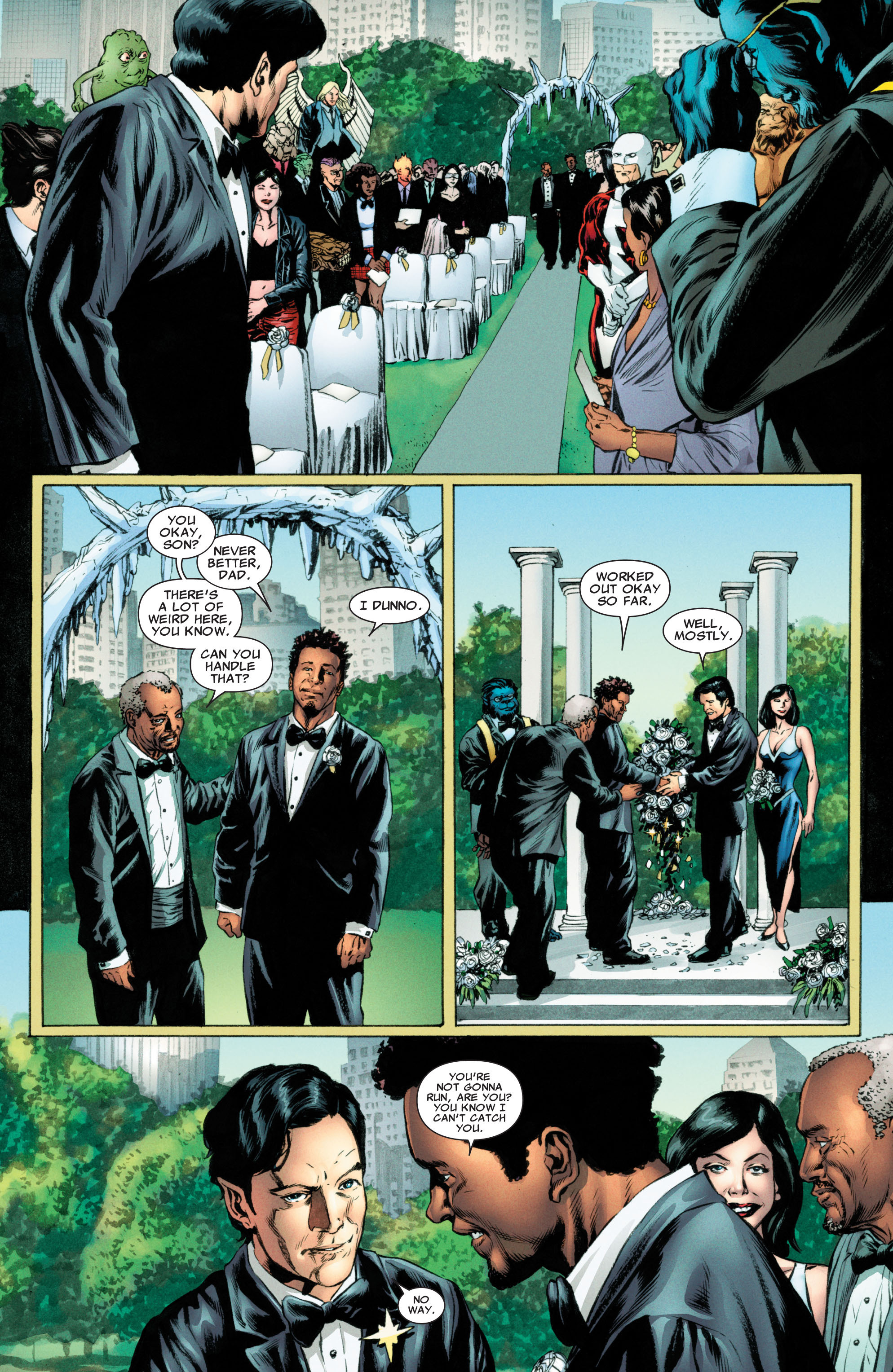 Read online Astonishing X-Men (2004) comic -  Issue #51 - 24